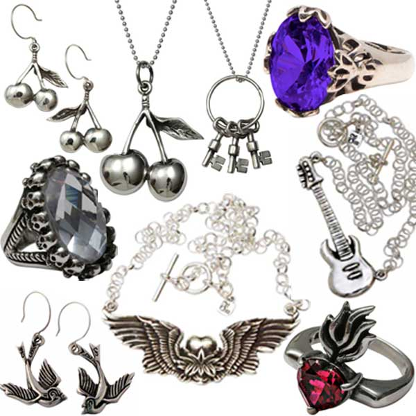 Alchemy Gothic jewelry & accessories, , Black Orchid Couture