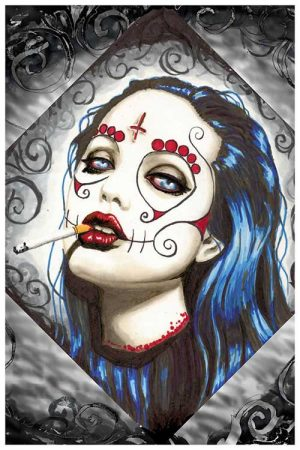 Angelina - Fine Art Print