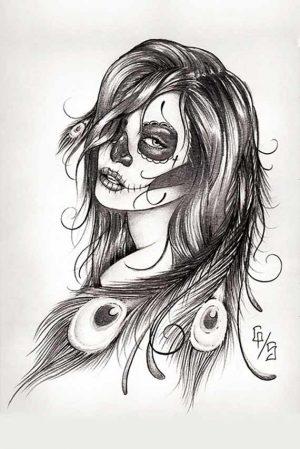 Dead Feathers - Fine Art Print