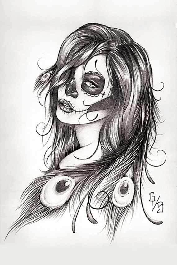 Dead Feathers – Fine Art Print 1