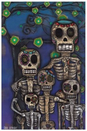 Our Family - Fine Art Print by Abril Andrade