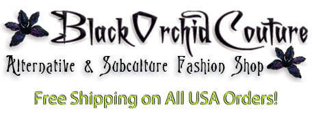 shopping cart, Cart, Black Orchid Couture, Black Orchid Couture