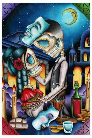 Masquerade - Fine Art Print