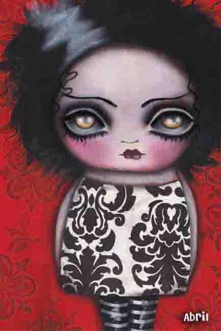 She's Alive – Fine Art Print Abril Andrade 1